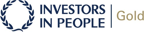 ecosurety Investors in People Gold Award logo
