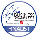 ecosurety Bristol Post Business Awards 2016 finalist