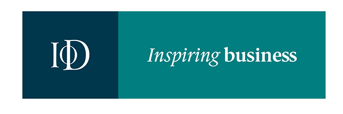 IoD Inspiring business logo