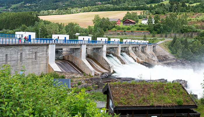 Norway Hydro Power