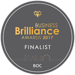 Business Brilliance Awards Finalist