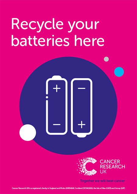 CRUK battery collections